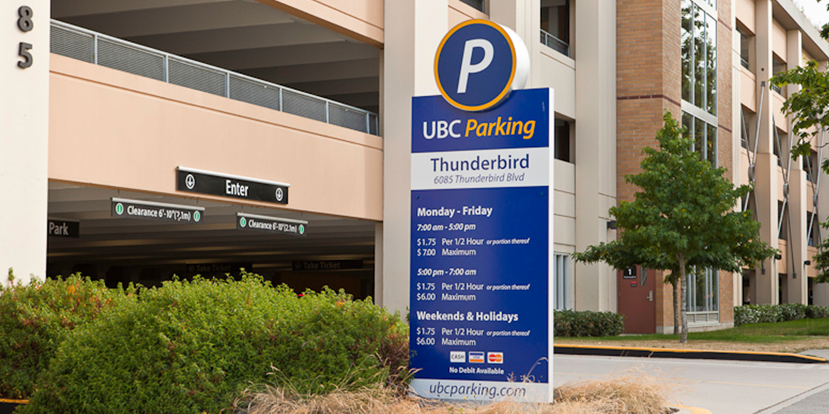 Home | UBC Parking